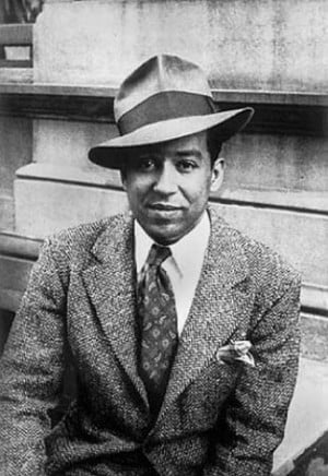 Inspired by poet Hughes / Influential writer was black theater pioneer