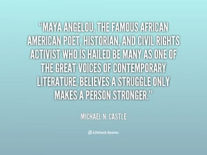 Famous African American Inspirational Quotes