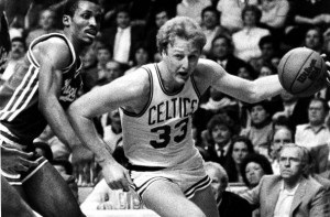 On Aug. 18, 1992, Larry Bird announced his retirement from the NBA ...