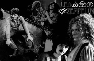 Led Zeppelin Through The
