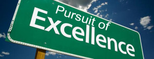 Pursuing Organizational Excellence