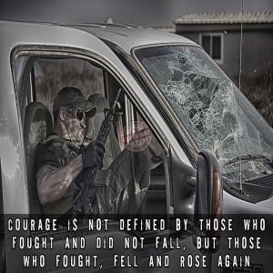 Police Motivation Poster