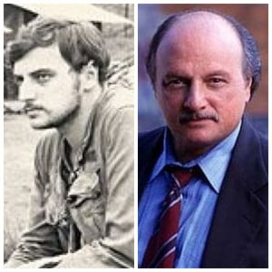 Dennis Franz-Army-served 11 months with 82nd Airborne Division in ...