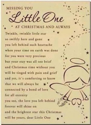Missing You Sister In Heaven Quotes Missing you little one