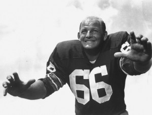 When ranking Green Bay's best on defense, Ray Nitschke will always ...