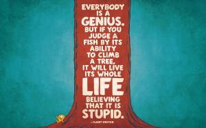File Name: Genius albert einstein quote
