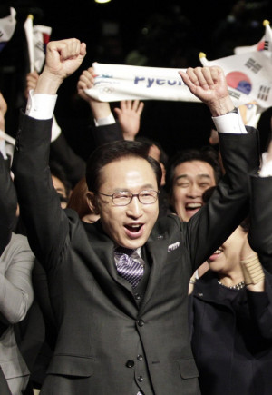 Related Pictures president lee myung bak south african president jacob ...