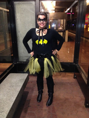 DIY batgirl costume!Diy Batgirl Costumes, Halloween Costumes, Bday ...