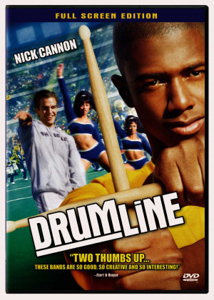 DRUMLINE BY CANNON,NICK (DVD)