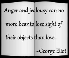 Anger And Jealousy Quotes