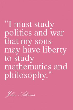 John Adams Quotes   QuoteHD