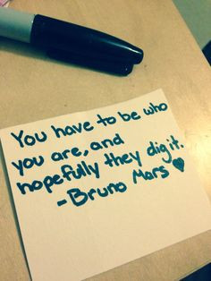 bruno mars quote i just love the way he says things more mars zi ...