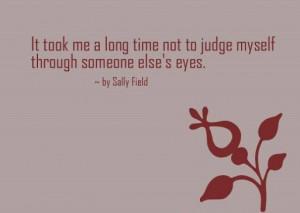 Life Inspirational sayings about Myself