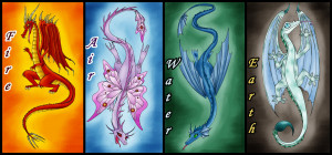 Dragons The Elements Kyetxian