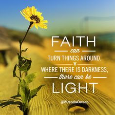 Faith by Victoria Osteen More