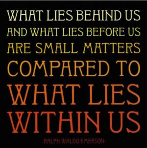 Wisdom from Ralph Waldo Emerson   Inspiring Quotes