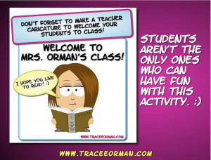 Labels: 6-8 , 9-12 , Tracee Orman