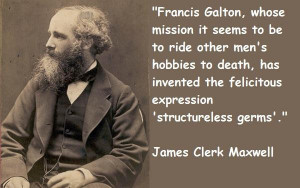 James clerk maxwell famous quotes 4
