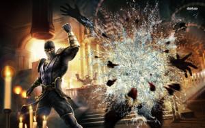 Scorpion - Mortal Kombat wallpaper
