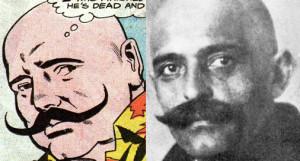 The Flash vs. Gurdjieff by Alejandro Jodorowsky