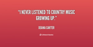 Country Quote Family Quotes