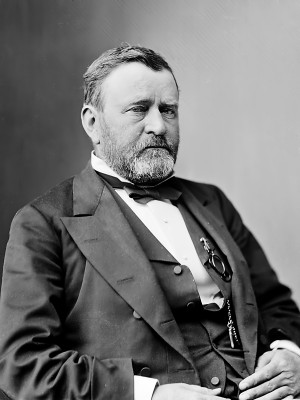 field picture of general grant portrait of ulysses s grant