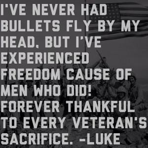 Veteran's Day QuoteVeterans Day Decor, Veterans Day Quotes, Military ...
