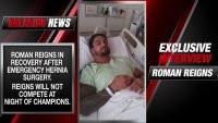 Roman Reigns WWE Surgery