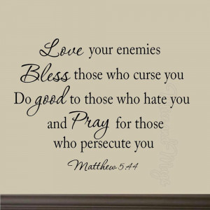 enemy bible quotes quotesgram