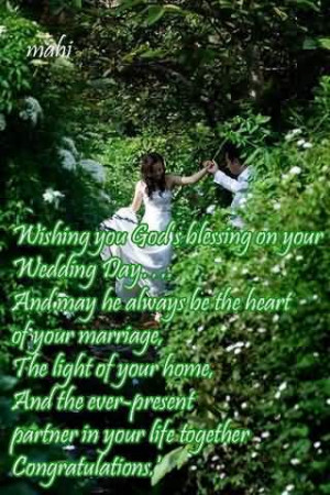 ://www.imagesbuddy.com/wishing-you-gods-blessings-on-your-wedding-day ...
