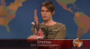 So Long, Stefon: Bill Hader is Leaving 'Saturday Night Live'