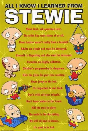 Family Guy stewie
