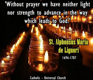 Happy Feast Day of St. Alphonsus Liguori