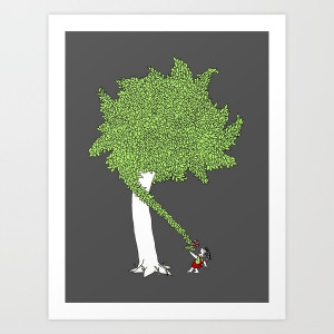 Shel Silverstein... The Giving Tree
