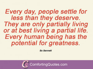 30 Quotations From Bo Bennett