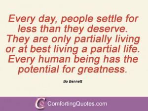 30 Quotations From Bo Bennett