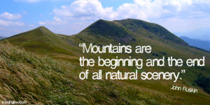 Mountain Quote