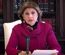 Gloria Allred in 2012