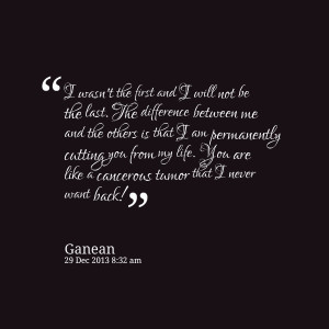 Difference Between You and Me Quotes