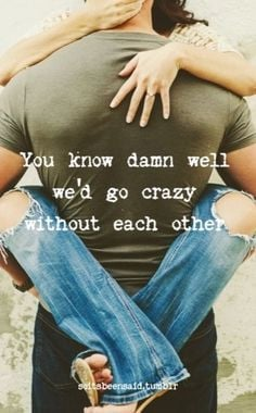 Quote Quotes Quoted Quotation Quotations couple hug relationship love ...