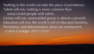 Persistence quote #2