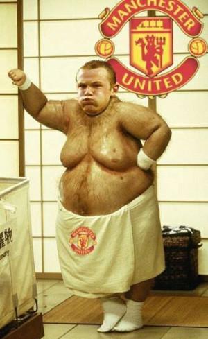 Manchester United á sunnudaginn