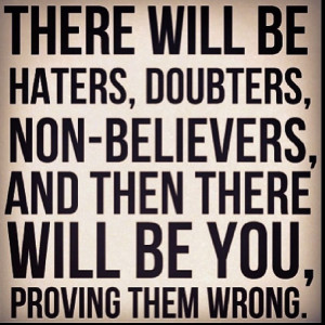 Instagram Quotes About Haters Found on instagram.com