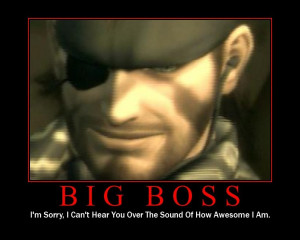 Big Boss (Metal Gear)