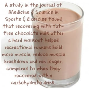 Quotes About Chocolate Milk