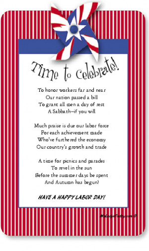 In keeping with the spirit of patriotism, order a 5x7 tribute poem ...