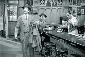 ... invisible friend, a six-foot tall rabbit, in the 1950 comedy, Harvey
