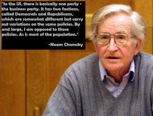 Noam Chomsky Quotations