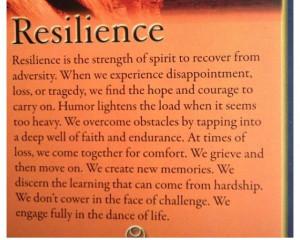 Resilience Life Quotes Quoteko