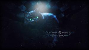 The Cheshire Cat Cheshire Cat